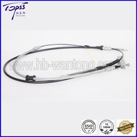 OEM 522603 European Cars Best Price Hand Brake Cable For Opels