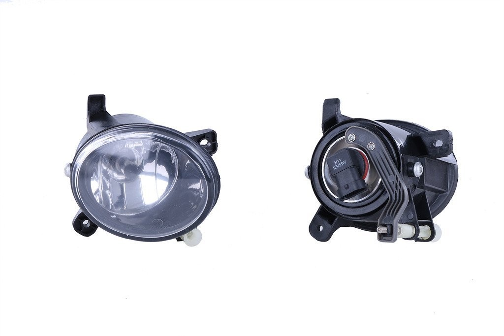 FRONT BUMPER FOG DRIVING LIGHT FOR AUDI A4 B8 SEDAN A6 S6 C6 12V 55W 2009 2010 2011