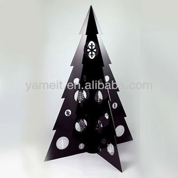 Promotional High Quality Mini Plastic Christmas Trees