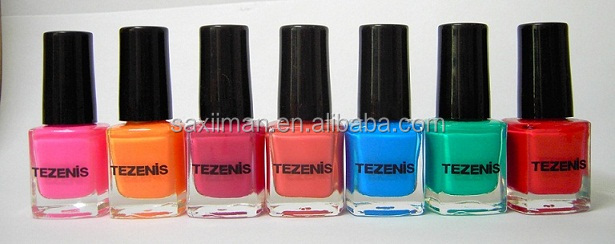 Wholesale Non-toxic and water based nail polish / peels off in seconds! OEM / ODM!