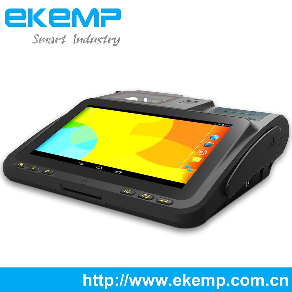 Computer & Büro Zkc Pc901 7 Zoll Touch Screen Handheld Mobile Android Pos Mit Drucker Und Scanner