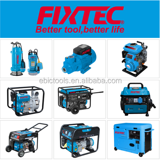 FIXTEC Wholesale Ready Stock OEM Support Electric Cordless Power Tools Drill