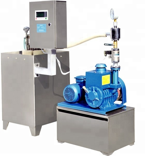 Diamant poeder coating plating machine
