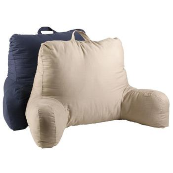Reading Bed Pillow With Arms Chair Sit Up Boyfriend Excellent Head
