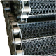 spiral woven wire mesh belt stainless steel conveyor mesh belt