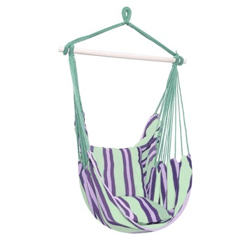 Portable Beach Hanging Swing Chair Hammock For Camping