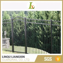 Durable Material Fence Samples Of Steel Gate