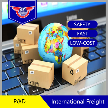 China primary freight forwarding company DHL/TNT/UPS/FedEx/EMS ali baba air freight the agent to Netherlands