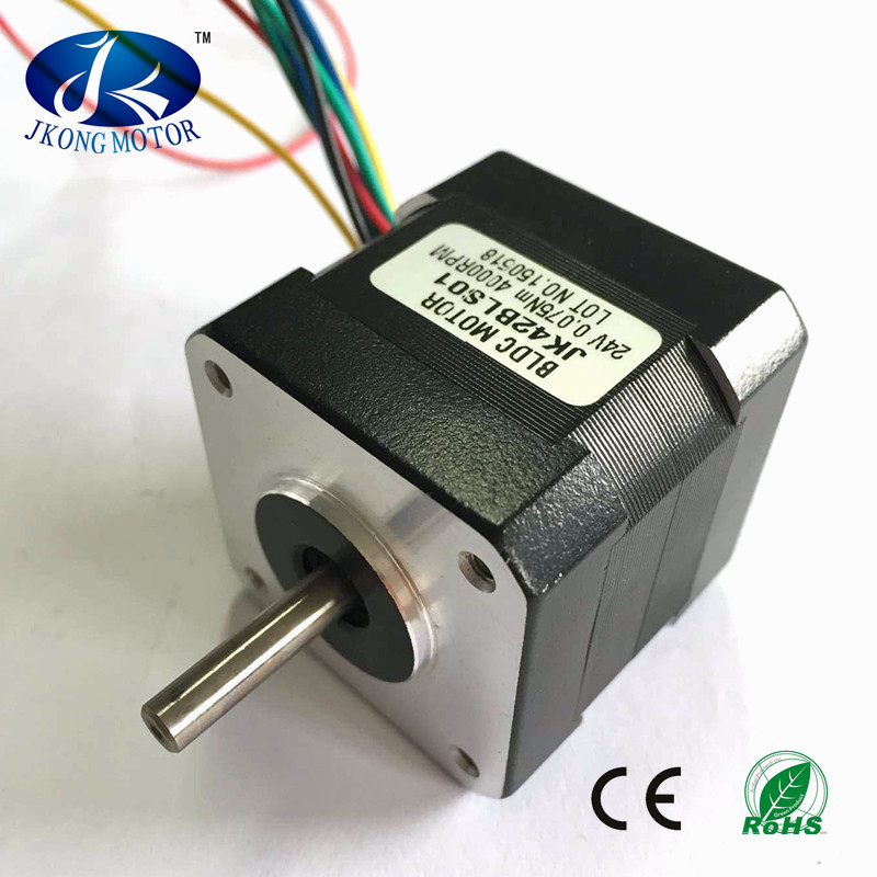 24 v 42mm 3000 rpm brushless motor dc jk42bls01 motor dc for 100000 rpm electric motor