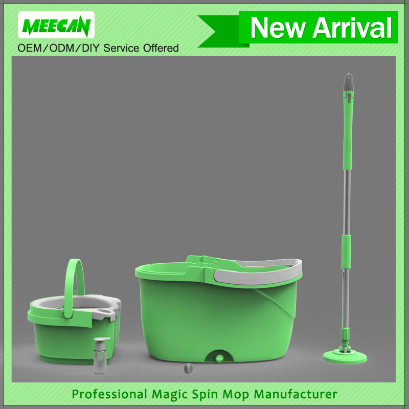 Spin mop Floor cleaning machine,Magic mop 360 original as seen on tv