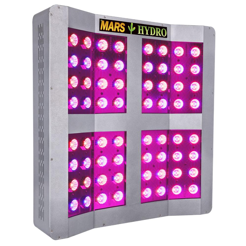 Mars Hydro Indoor Hydroponic Full spectrumPro II 256 <strong>Cree</strong> Leds Grow Plant Light