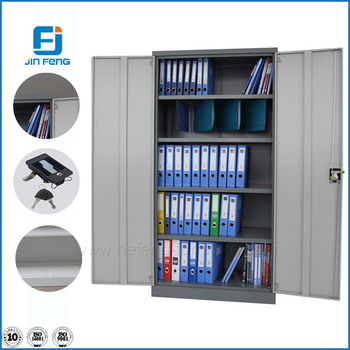 china knock down industrial metal storage cabinet
