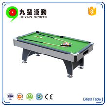 Carom Billiard Table Manufacture Factory Cheap MDF+PVC Pool Table