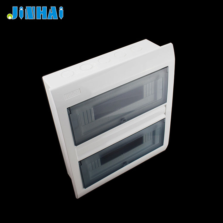 Flush Type Metal Enclosure Mcb Electrical Distribution Box
