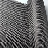 Reinforced 3K Activated Fibre Plain Woven Carbon Cloth