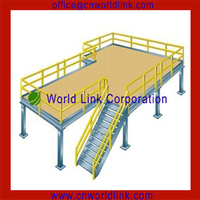 Good Quality Storage steel Mezzanine Rack System
