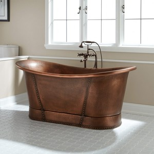 the hand hammered copperbath tub/Tubs Type and Eco-Friendly Feature antique copper hot tubs