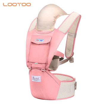 China factory wholesale cheap price carry baby products 3 in 1 back strap baby chest harness