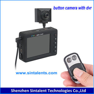"KS-750A 2.5"" Angel Eye Mini Portable Video Recording System Button DVR Video Recorder MPEG-4 DVR"