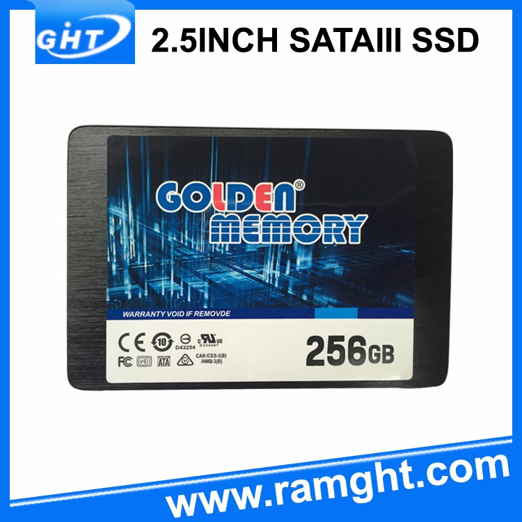 SSD No Need Speed and 256GB SSD Capacity ssd 256gb sata 3