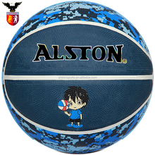 Offical Size And Weight Rubber Basketball