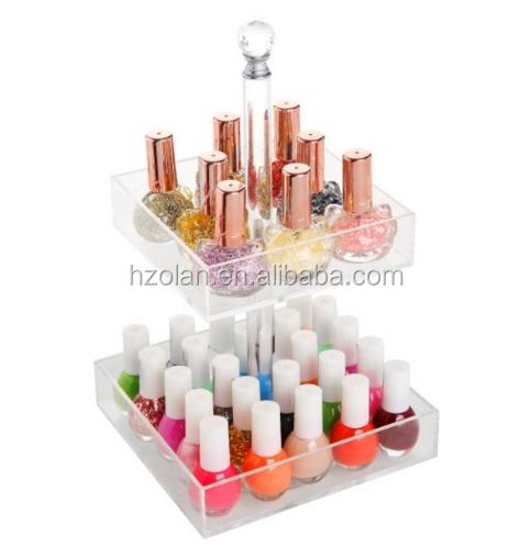 List Manufacturers Of Rotating Nail Polish Display Rack