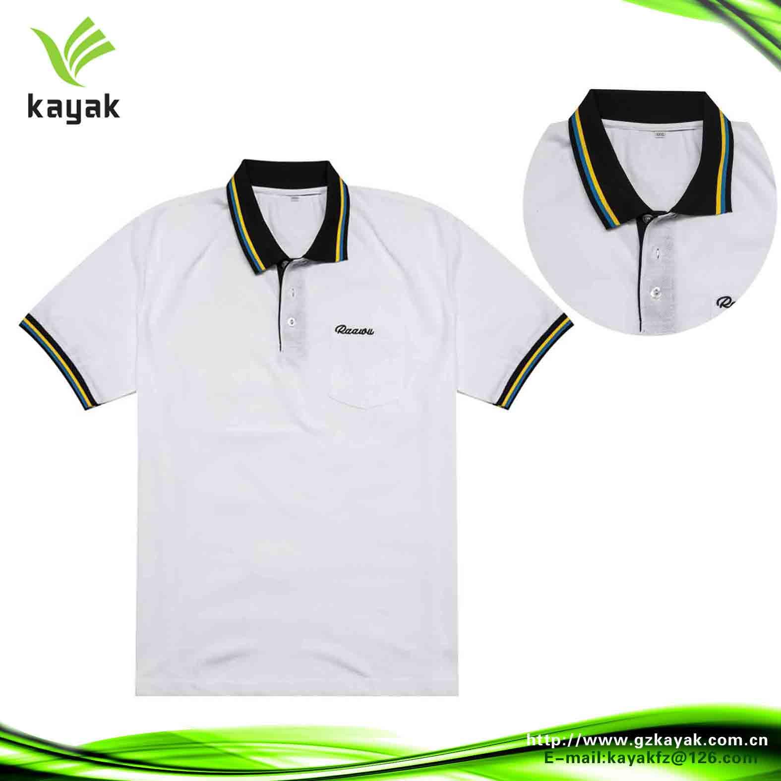 a4eb5ef126 Custom combinação de cores polo t- camisas para a promoção-Camisetas ...