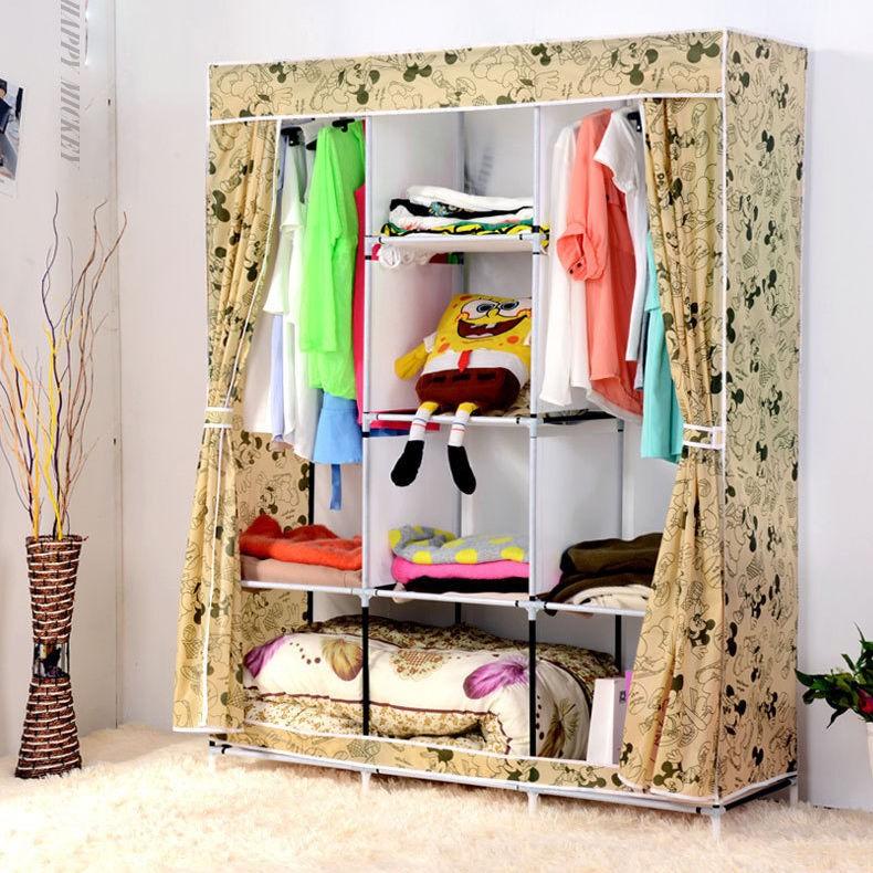 tragbarer kleiderschrank schrank m belideen. Black Bedroom Furniture Sets. Home Design Ideas