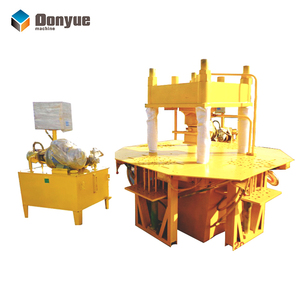 brick and block moulding machinery for botswana with mold/cement paving stone mould/hydraform machine for sale DY 150T