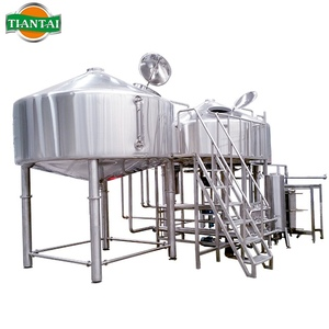 500l,1000l,2000l,3000l brewery beer machine supplier in china