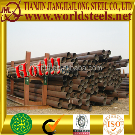 DIN17175 ST45.8 Seamless steel tube use for boiler