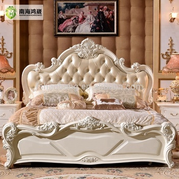 Lusso Rococò Francese Provinciale Letto King Size - Buy Francese Letto King  Size,Letto,Letto Alla Francese Product on Alibaba.com