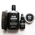 2018 hot sale Factory private label moisture beard oil and beard balm