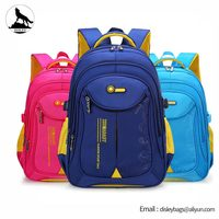 2018 new style wholesale children school bags for teenagers mochila boys girls