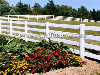 Recinzioni Da Giardino In Pvc : Vendita calda recinto del pvc colore bianco giardino reticolo pvc