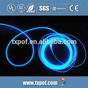 1.5mm Side Light Optic Pmma Fiber Medical Equipment
