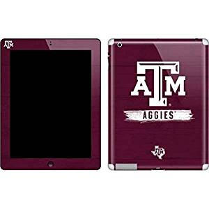 Texas A&M University iPad 2 Skin - Texas A&M Aggies Vinyl Decal Skin For Your iPad 2