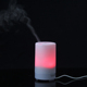 Rainbow light ultrasonic mini aroma car diffuser rasasi perfume humidifier usb charge for Christmas gift