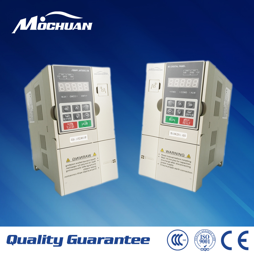 60hz to 50hz 220v-380vAC voltage frequency inverter 2.2kw single phase with wiring diagram
