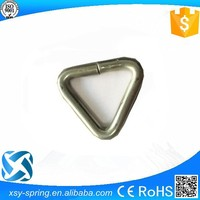 stainless steel triangle hook wire formed spring
