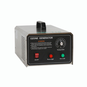 High Quality Anion Air Ozonizer / Portable Small Ozone Maker / Ozone Water  Generator With Factory Price