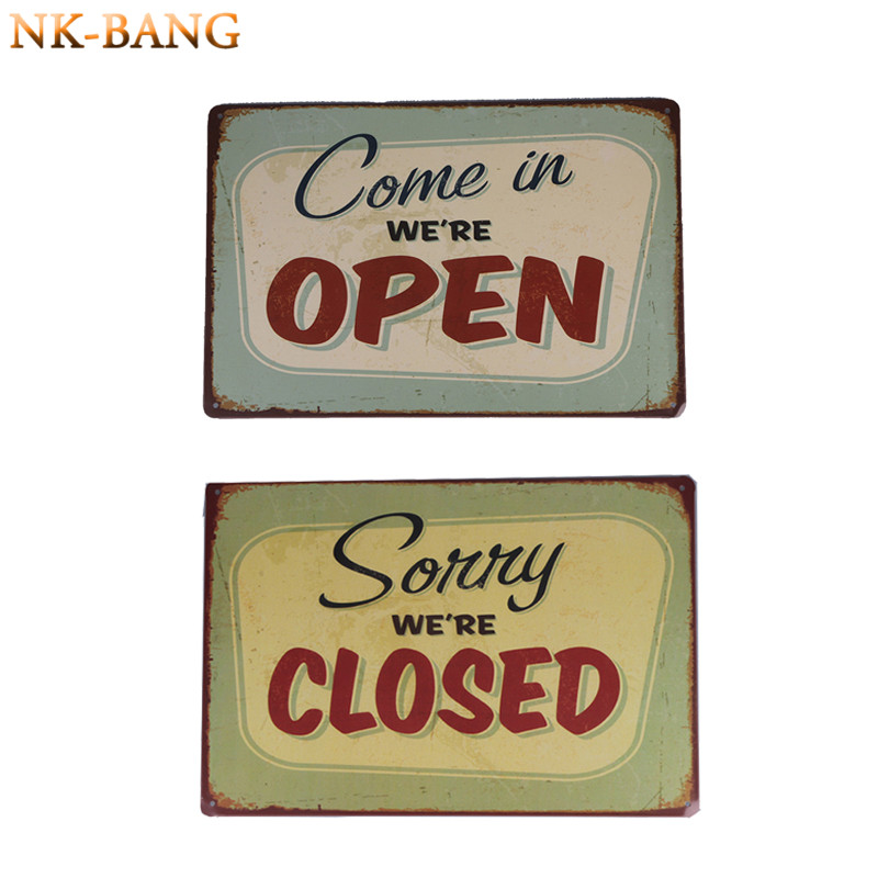 Free Open Closed Signs Promotion-Shop For Promotional Free