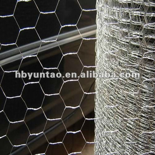 Gallinero hexagonal malla de alambre fabrica comprobar for Malla para estanques de peces