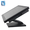 AIO-1589 15 inch offline pos machine price with true flat capacitive touch panel