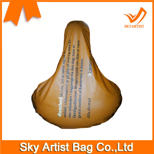 Fashion Advertising Bike Saddle Seat Cover for Bicycle Seats