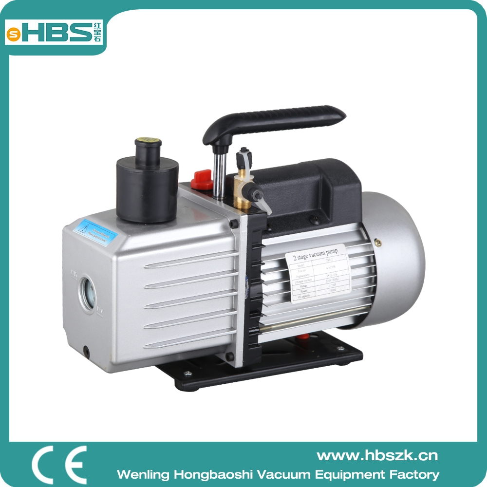 HBS 5 CFM 2RS-2 two stage electric high pressure air compressor and vacuum pump