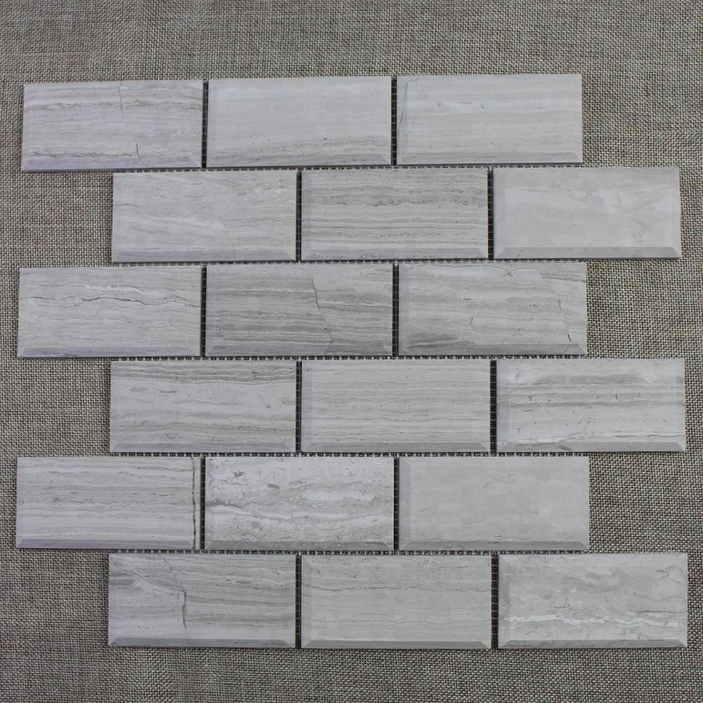 - Decorstone24 Natural Stone Subway Tiles Kitchen Backsplash Tile