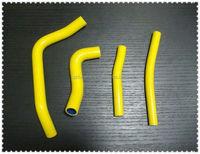 CUSTOM High performance new brand silicone radiator hose For Suzuki RM250 RM 250 1999 2000 99 00