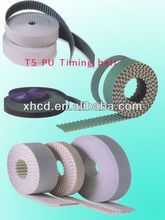 High quality pu timing belt