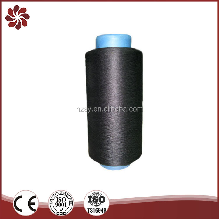 Fashion Multifilament Staple Fiber Dty Polyester Yarn